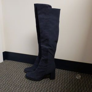 35f7d14e19a Marc Fisher Shoes - NIB Marc Fisher Loran Navy Blue boots Sz 8.5